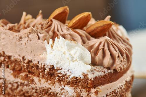 Fotografia, Obraz  American Cream pie