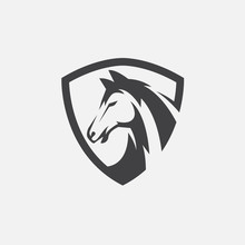 Horse Icon Vector, Horse Head ...