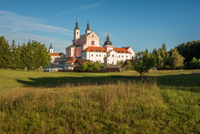 Church And Monastery In Wigry ...