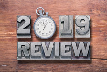 2019 Review Wooden