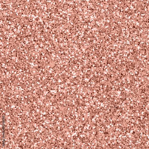 Fotografia Rose Gold Glitter Background