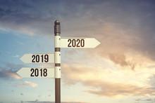 2020 New Start, New Hope, New ...