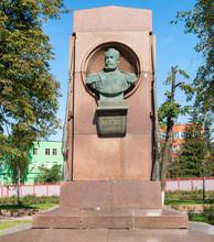 Tula City. Monument To Mosin S...