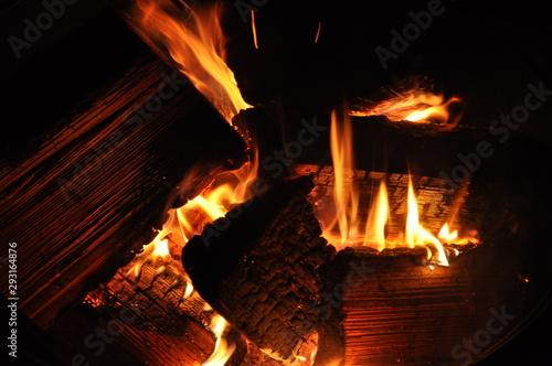 Campfire Warmth