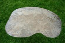 Floor Slabs On The Lawn. Marbl...