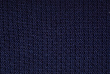 Blue Knitting Fabric Textured ...