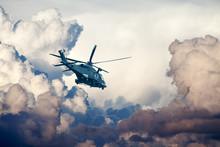 Elicottero Militare AW149 In V...