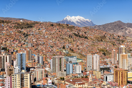 La Paz Canvas Print