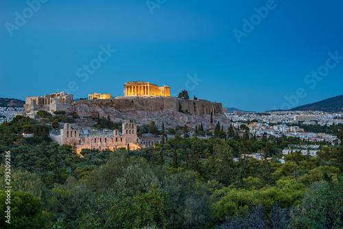 Photo ACROPOLI DI ATENE, GRECIA