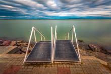 Lake Balaton - The Hungarian Sea In Autumn