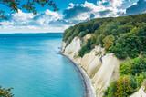 Fototapeta Fototapety z morzem do Twojej sypialni - Park Narodowy Jasmund - Rugia