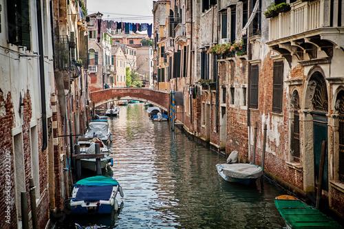 One of the many canals in Venice, Italy © Radoslaw Maciejewski