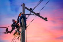 Electrician Lineman Repairman ...