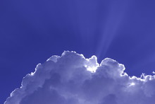 Radiance In The Sky Clouds Lsu...