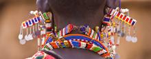 Tribu Masai, Kenia, Africa