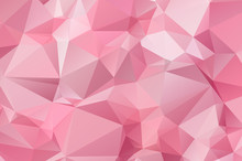 Light Pink Vector Modern Geome...