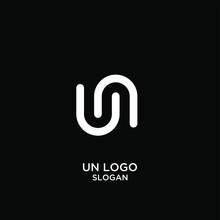 Un S Logo Icon Design Vector Illustration