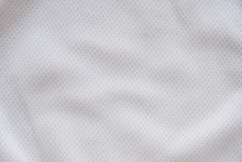 White Fabric Sport Clothing Fo...