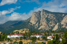 The Stanley Hotel In Estes Par...