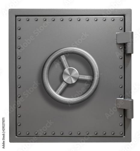 Fototapeta safe on white background obraz