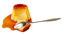 Cream  Caramel, Flan, Or Caram...
