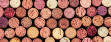Wine Corks Pattern. Various Wo...
