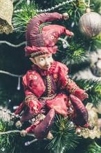 Christmas Or New Year Decorati...