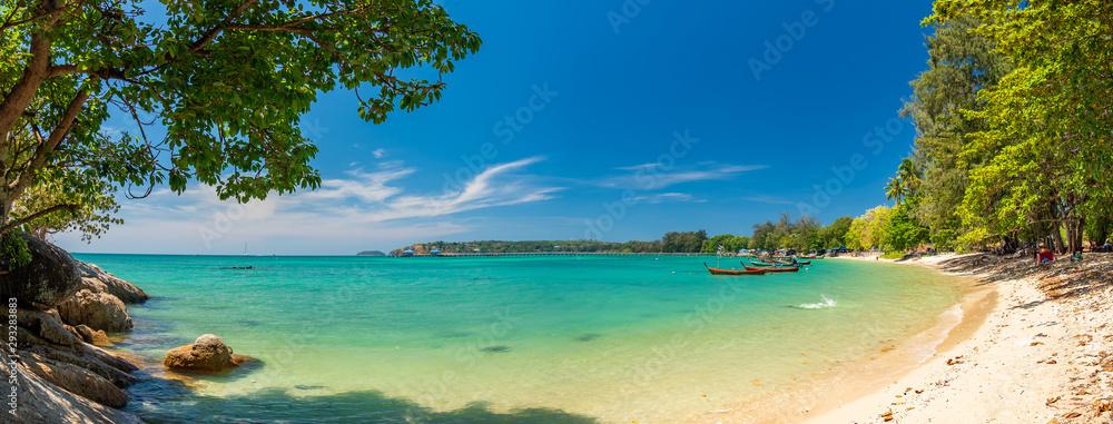 Fototapeta Rawai beach in Phuket island