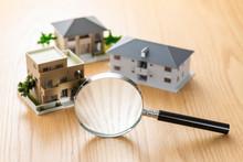 住宅模型 ルーペ
