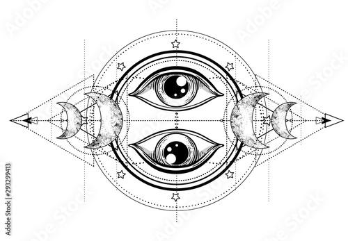 Fotografía Eye of Providence