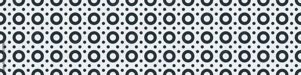 Fototapeta Truchet Motif Pattern Generative Tile Art background illustration
