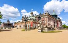 New Palace (Neues Palais) And ...