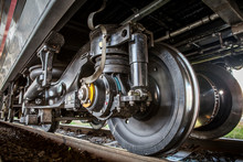Train Car Undercarriage, Passe...
