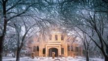 Hays, KS USA - Fort Hays State...