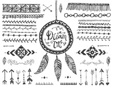 Vector Decor Set, Collection O...