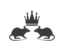 Mouse Vector Icon Illustration...