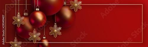 Fotografia Christmas and 2020 New Year design