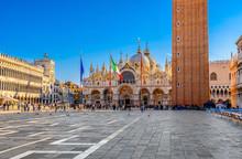View Of Basilica Di San Marco ...