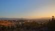 Sunrise over Pyrgos. Limassol, Cyprus. 4K VideoTimelapse