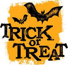 Trick Or Treat Halloween Holid...