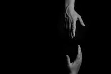 Helping Hand, Hand Reaching, T...