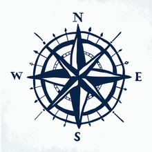 Hand Drawn Vintage Nautical Co...