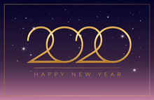 Happy New Year 2020 Stars Part...