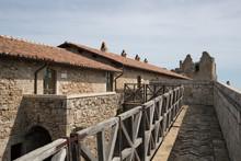 The Fortress Of Civitella Del ...