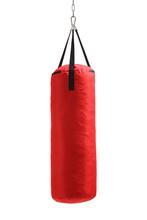 Red Boxing Punching Bag