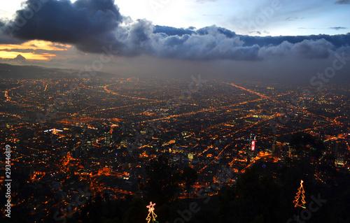 Photo City Bogota Colombia