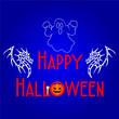 Halloween Creepy design illustration - VECTOR