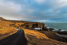 Iceland, Snaefellsjokull-Natio...