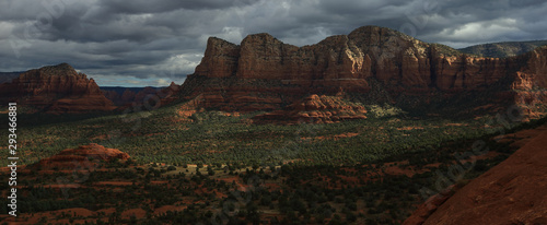 Sedona, the valley
