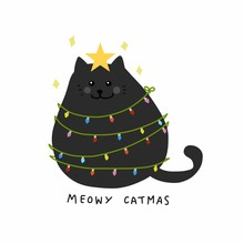 Fat Cat Act To Be Christmas Tr...